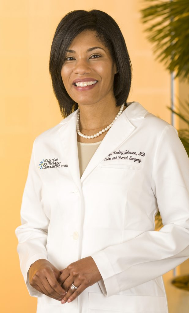 Portrait of Dr. Konya Keeling-Johnson