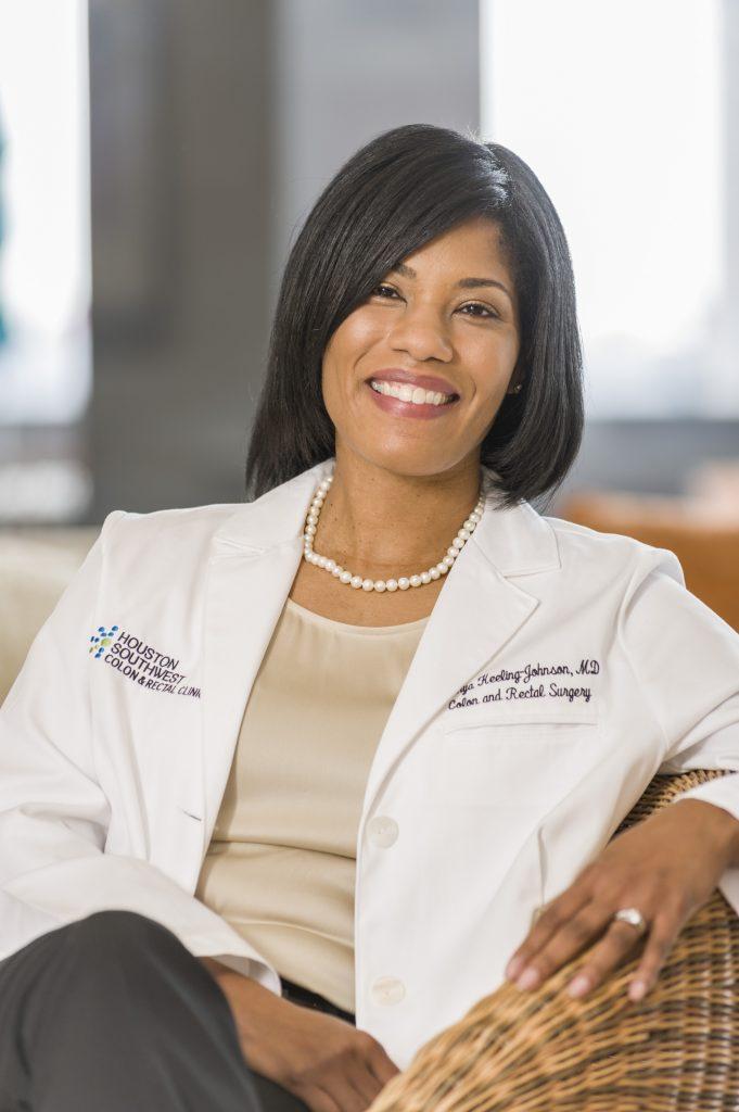 Dr. Konya Keeling-Johnson